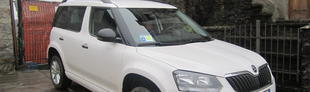 Prova Skoda Yeti 1.6 TDI CR Easy GreenLine