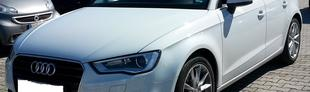 Prova Audi A3 Sportback 2.0 TDI  Ambition