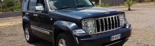 Prova Jeep Cherokee 2.8 CRD Limited Automatica