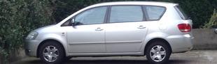 Prova Toyota Avensis Verso 2.0i 16V