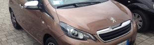Prova Peugeot 108 1.0 Allure 5 porte