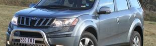 Prova Mahindra XUV500 2.2 TD W6 2WD