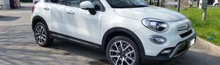 Prova Fiat 500X 1.6 MultiJet II 120 CV Cross 4x2
