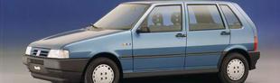 Prova Fiat Uno 1.0 i.e. cat 5 porte Fire