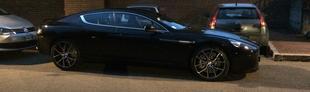 Prova Aston Martin Rapide S 6.0 V12 Touchtronic