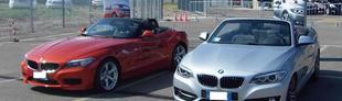 Prova BMW Z4 sDrive28i