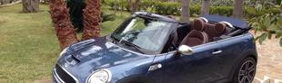 Prova Mini Cabrio Cooper S 184 CV Steptronic
