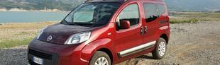 Prova Fiat Qubo 1.3 Multijet 95 CV Trekking Eco