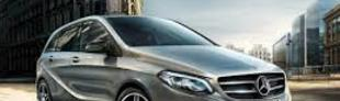Prova Mercedes B 200 CDI Sport 7G-DCT
