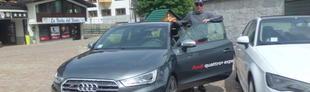 Prova Audi A1 S1 2.0 TFSI quattro