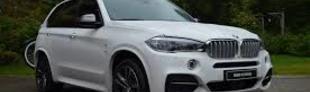 Prova BMW X5 xDrive M50d