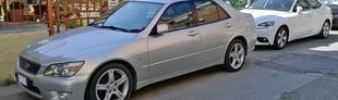 Prova Lexus IS