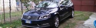 Prova Volkswagen Passat Variant 2.0 TDI 170 CV Highline BlueMotion Technology DSG 4MOTION