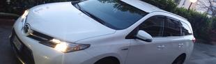 Prova Toyota Auris Touring Sports 1.8 VVT-i Hybrid Active Plus