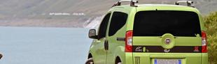 Prova Fiat Qubo 1.3 Multijet 95 CV Dynamic