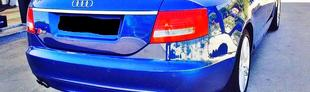 Prova Audi A6 S6  5.2 V10 FSI tiptronic quattro