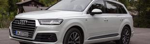 Prova Audi Q7 3.0 TDI quattro tiptronic
