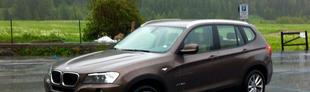 Prova BMW X3 xDrive 20d Eletta