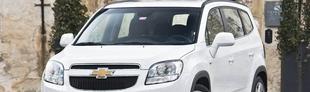Prova Chevrolet Orlando 1.8 LT GPL