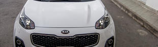 Prova Kia Sportage 1.7 CRDI 115 CV Class 2WD
