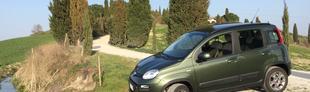 Prova Fiat Panda 4x4 1.3 16V Multijet 5 posti
