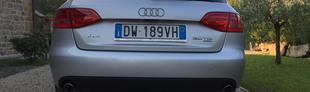 Prova Audi A4 Avant 3.0 V6 TDI  quattro