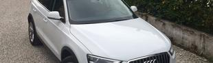 Prova Audi Q3 2.0 TDI 140 CV Business Plus quattro