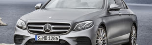 Prova Mercedes E 220d Premium Plus 9G-Tronic
