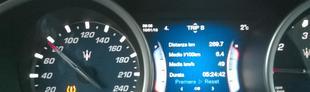Prova Maserati Ghibli 3.0 V6 Diesel 250 CV