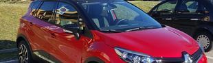 Prova Renault Captur 1.5 dCi 110 CV Excite