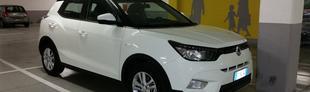 Prova Ssangyong Tivoli 1.6 bi-fuel GPL Go 2WD