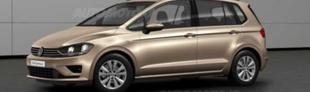 Prova Volkswagen Golf Sportsvan 1.4 TSI 125 CV Comfortline