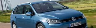 Prova Volkswagen Golf Variant 1.4 TGI Highline DSG