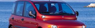 Prova Fiat Multipla 110 JTD Serie Speciale