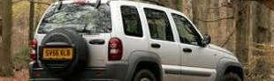 Prova Jeep Cherokee 2.5 CRD Sport