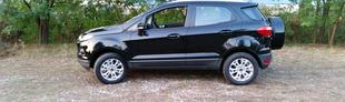 Prova Ford EcoSport 1.5 TDCi 90 CV Plus