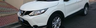Prova Nissan Qashqai 1.5 dCi Acenta