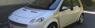 Prova Smart forfour 1.5 cdi 50 kW passion softouch