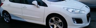 Prova Peugeot 308 1.6 e-HDI Allure