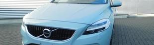 Prova Volvo V40 T2 Kinetic