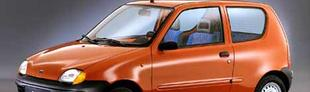 Prova Fiat Seicento 900i cat S