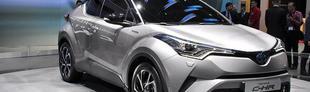 Prova Toyota C-HR 1.8H Style E-CVT