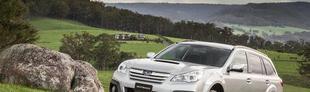 Prova Subaru Outback 2.0D Trend