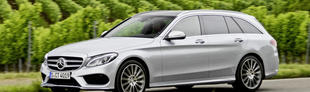 Prova Mercedes C SW 200 BlueTEC Exclusive Automatic