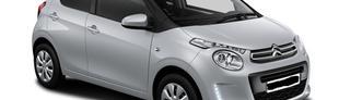 Prova Citroën C1 1.2 PureTech Feel 5 porte