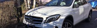 Prova Mercedes GLA 200 CDI Sport