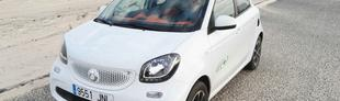 Prova Smart forfour 70 twinamic passion