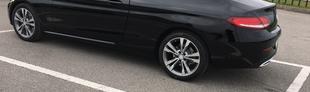Prova Mercedes C Coupé 180 Sport 7G-Tronic