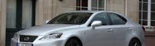 Prova Lexus IS 220d F-Sport