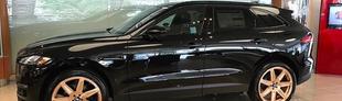 Prova Jaguar F-Pace 2.0d 180 CV Portfolio